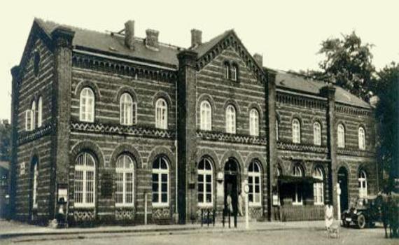 Eisenbahngeschichte in Spremberg
