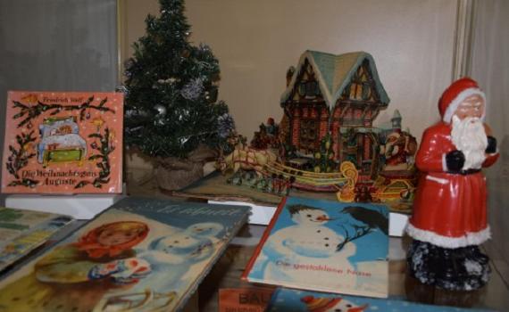 Bücher-Weihnacht in Spremberg