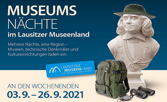 Am 15. Mai 2022 ist Internationaler Museumstag!